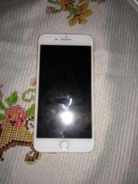 Vendo iphone 7 plus impecable