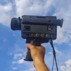 Vendo Super 8 Sankyo Sound XL 600-s ¡FUNCIONA!