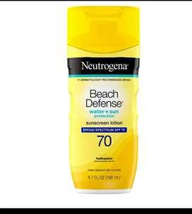 Neutrogena Beach Defense Protector Ampl