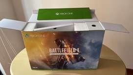 SE VENDE XBOX ONE Edición Especial Battlefield 1 - 1 TB
