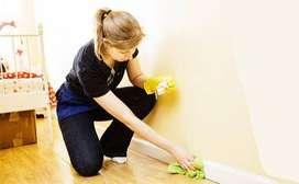 Se requiere señorita para limpieza