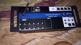 Consola Diguital Ui16
