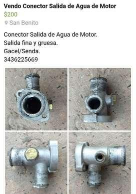 Vendo Salida de Agua de Motor