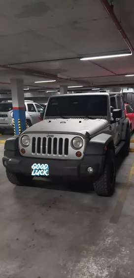 Vendo Jeep Wragler Unlimited