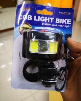 Luz Blanca Ledprincipal para Bicicletas