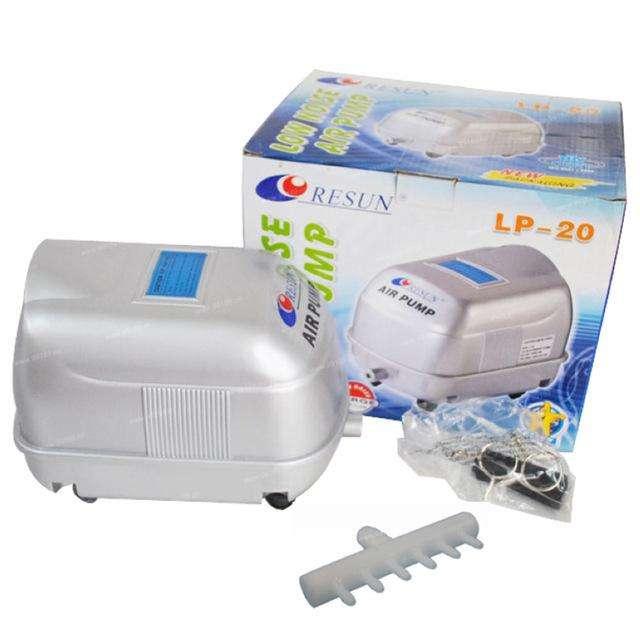 bomba de aire LP20 para acuarios