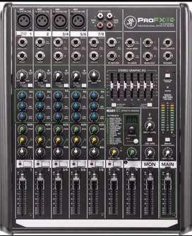 Vendo Consola Profx Prof Mixline With Fx