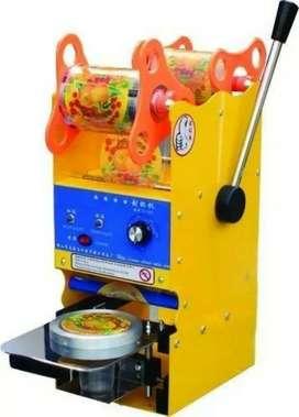 Maquina Selladora de Vasos Manual