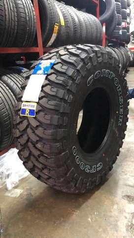 Llantas nuevas At y MT para camioneta PRECIOS FAVORABLES