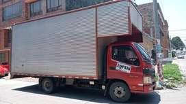 venta de camion Foton 3.5