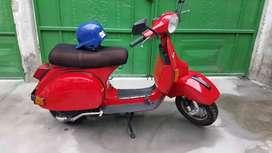 Vespa motor 200
