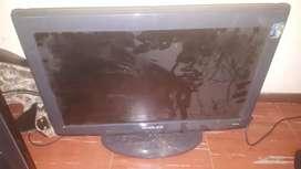 """Tv monitor Noblex LCD 24"""" A reparar"""