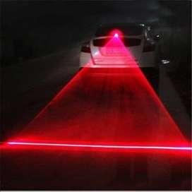 Luz Anti Colisión Led Laser Antiniebla Auto Camioneta