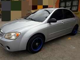 Vendo Kia Cerato Lx 2007