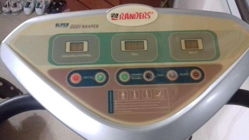plataforma vibratoria RANDERS Body Shaper 0