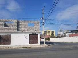 Alquiler de local comercial esquinero en la avenida 23 de Salina diagonal al estadio RACING