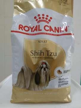 ROYAL CANIN SHIH ZTU ADULTO 1.5 KILOS