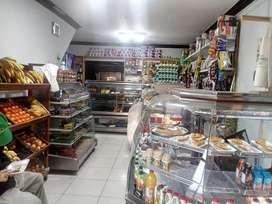 Traspaso Negocio Panadería Pastelería Minimarket Ocasion