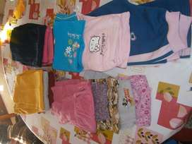 lote de ropa de niños /niñas
