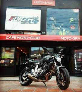 Busco lavador de motos con experiencia!!
