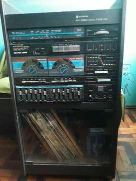 Vendo Equipo de Sonido Antiguo