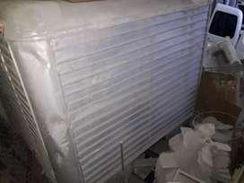 Caja térmica aluminio