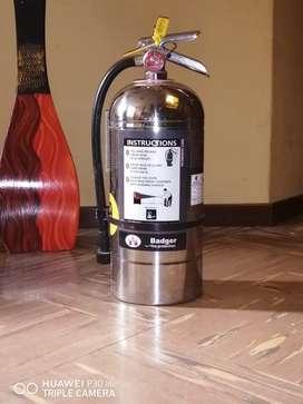 Extintor de Acetato de Potasio 6Lt