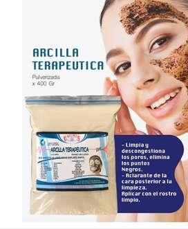 ARCILLA TERAPEUTICA
