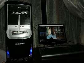 PC core i7 compatible