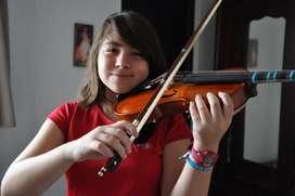 Aprenda a tocar Violin fácil, clases domiciliarias