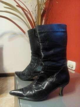 Botas Negras Lady Confort