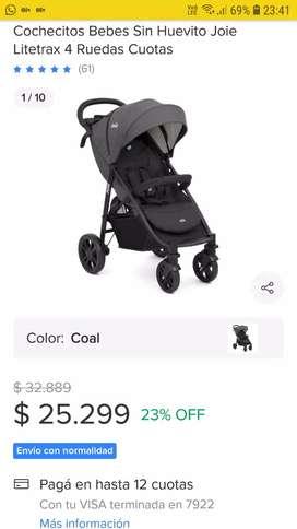Vendo Cochecito de bebé.  Linia Infanti Joe