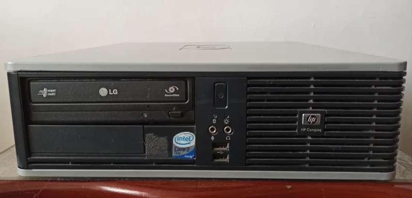 Computador HP de segunda Negociable