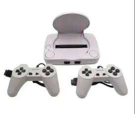 Consola Poly Station Super Game Pistola Y 2 Controles