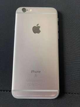 Iphone 6s 64GB en excelentes condiciones!