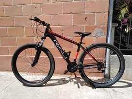 Bicicleta rally rin 29