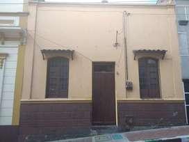 Venta de casa en el centro de Bogotá santa bárbara centro