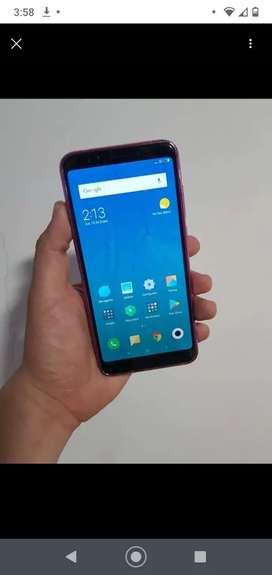 Xiaomi redmi 5 plus con fisura