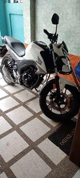 Moto  honda CB160F 0kilometros