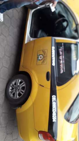 Chofer profesional para taxis ejecutivo en Quevedo.