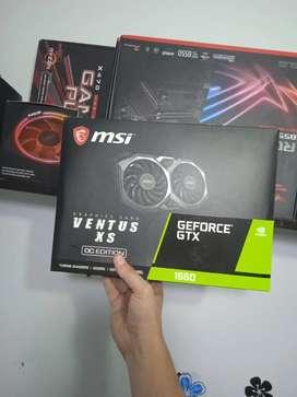 Tarjeta de video 1660 GeForce GTX