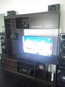 Modular para TV color Wengue