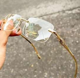 Gafas cartier lente de descanso