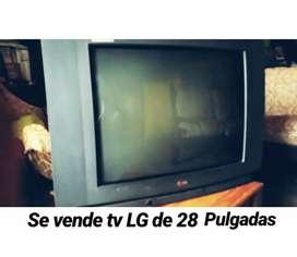Televisor LG en excelente estado