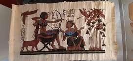Papiro Egipcio Antiguo Original