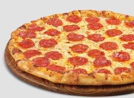 Servicio domicilio Pizza