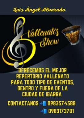 VALLENATOS SHOW