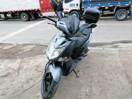 **GANGA** $3.000.000 ¡¡NO NEGOCIABLES¡¡¡¡ Hermosa Moto Scooter Auteco Kymco Fly 150 * SUBA COMPARTIR* solo  23.121 km