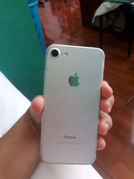 Iphone 7 128 gb con todos sus accesorios