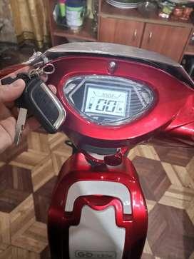 Moto Electrónica